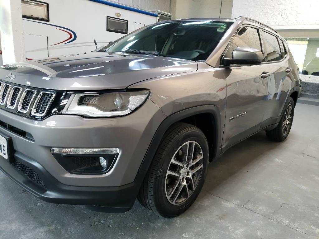 Foto numero 2 do veiculo Jeep Compass Sport - Cinza - 2019/2019