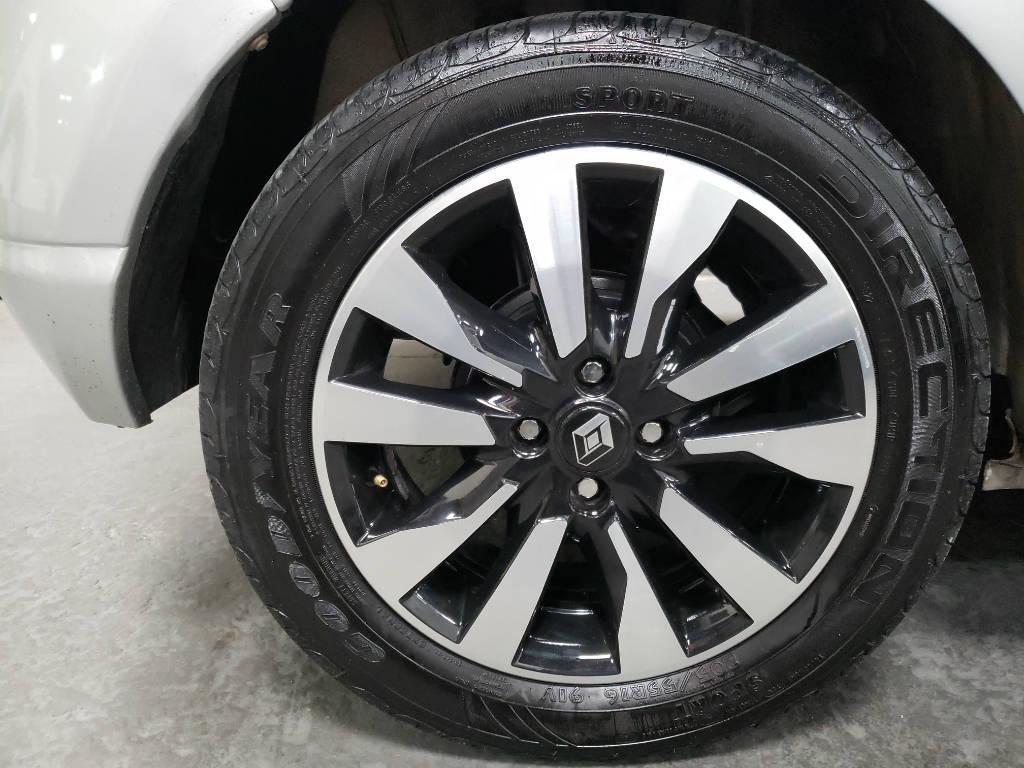 Foto numero 9 do veiculo Renault Sandero Expression 1.0 16V - Prata - 2011/2012