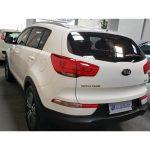 Foto numero 3 do veiculo Kia Sportage LX2 2.0 16V AWD Flex Aut. - Branca - 2015/2016