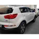 Foto numero 4 do veiculo Kia Sportage LX2 2.0 16V AWD Flex Aut. - Branca - 2015/2016