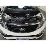 Foto numero 9 do veiculo Kia Sportage LX2 2.0 16V AWD Flex Aut. - Branca - 2015/2016