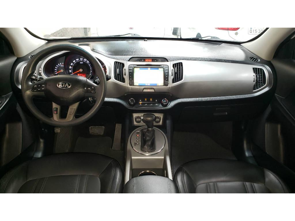 Foto numero 11 do veiculo Kia Sportage LX2 2.0 16V AWD Flex Aut. - Branca - 2015/2016