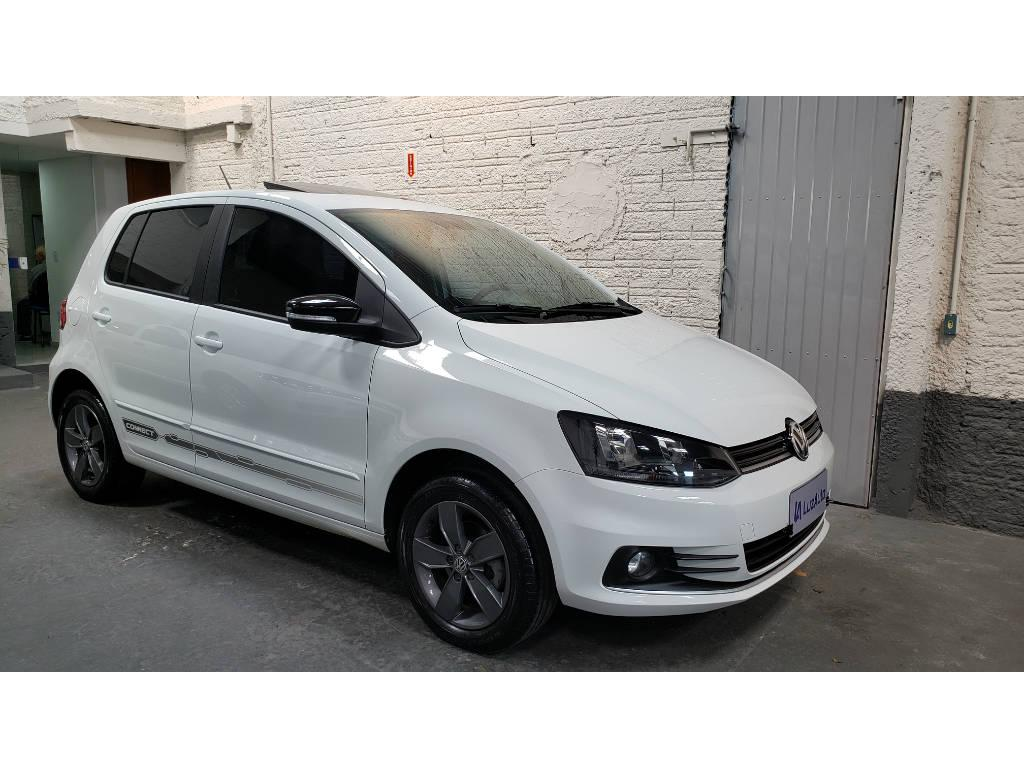 Foto numero 0 do veiculo Volkswagen Fox Connect 1.6 Flex 8V 5p - Branca - 2018/2019