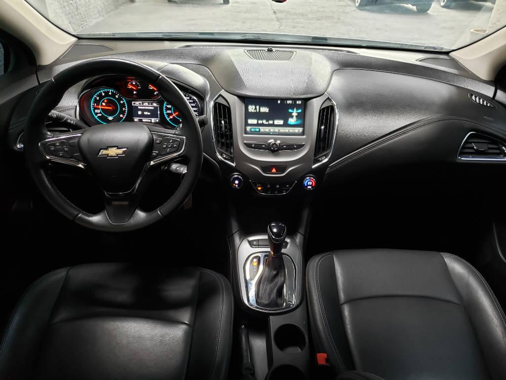 Foto numero 7 do veiculo Chevrolet Cruze LT NB AT - Branca - 2017/2017