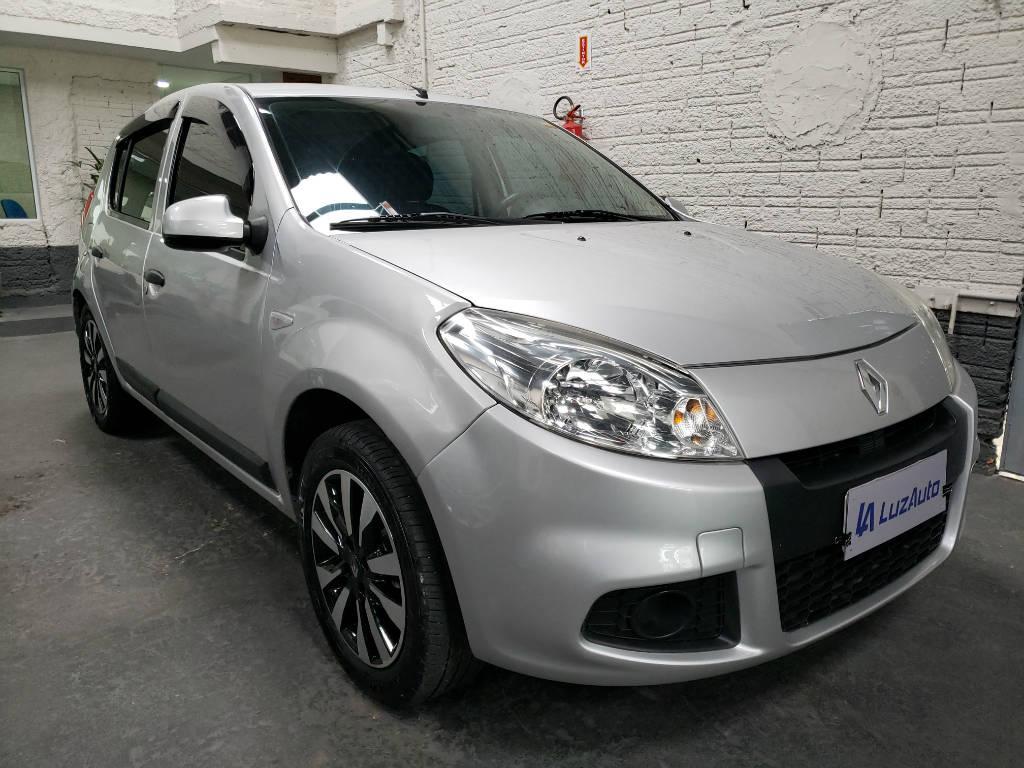 Foto numero 0 do veiculo Renault Sandero Expression 1.0 16V - Prata - 2011/2012